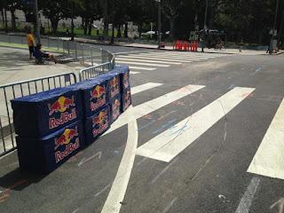 protetores para corridas de bicicleta