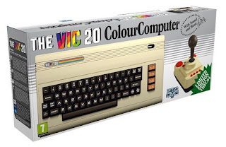 The New THEVIC20 (Commodore VIC-20) Let's Check This Brand New Retrogaming Console