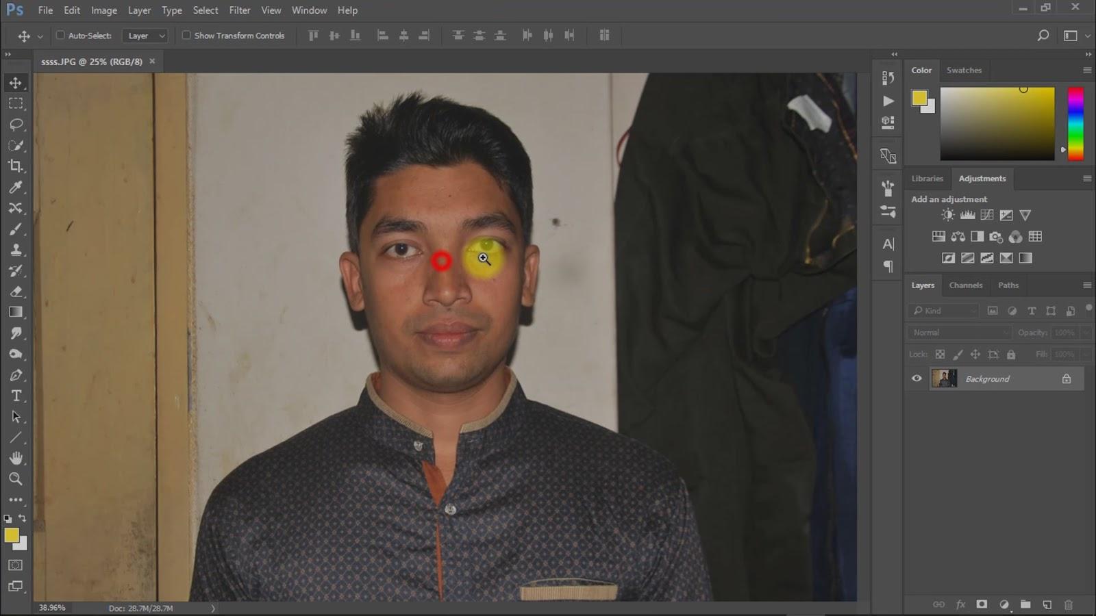 best way to create passport size photo screenshot 1