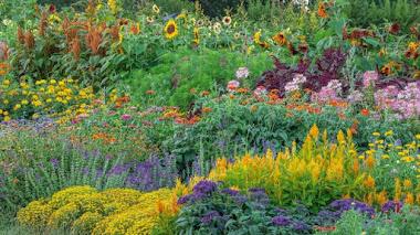 Calendarios muy jardineros para 2021