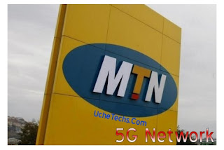 5G Network MTN South Africa