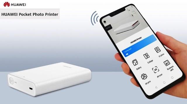 Pocket Printers- Magic AR Photo Printing. ID Printing And More