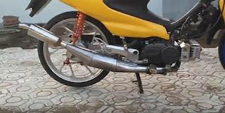 Suzuki RC 110 Crysmash