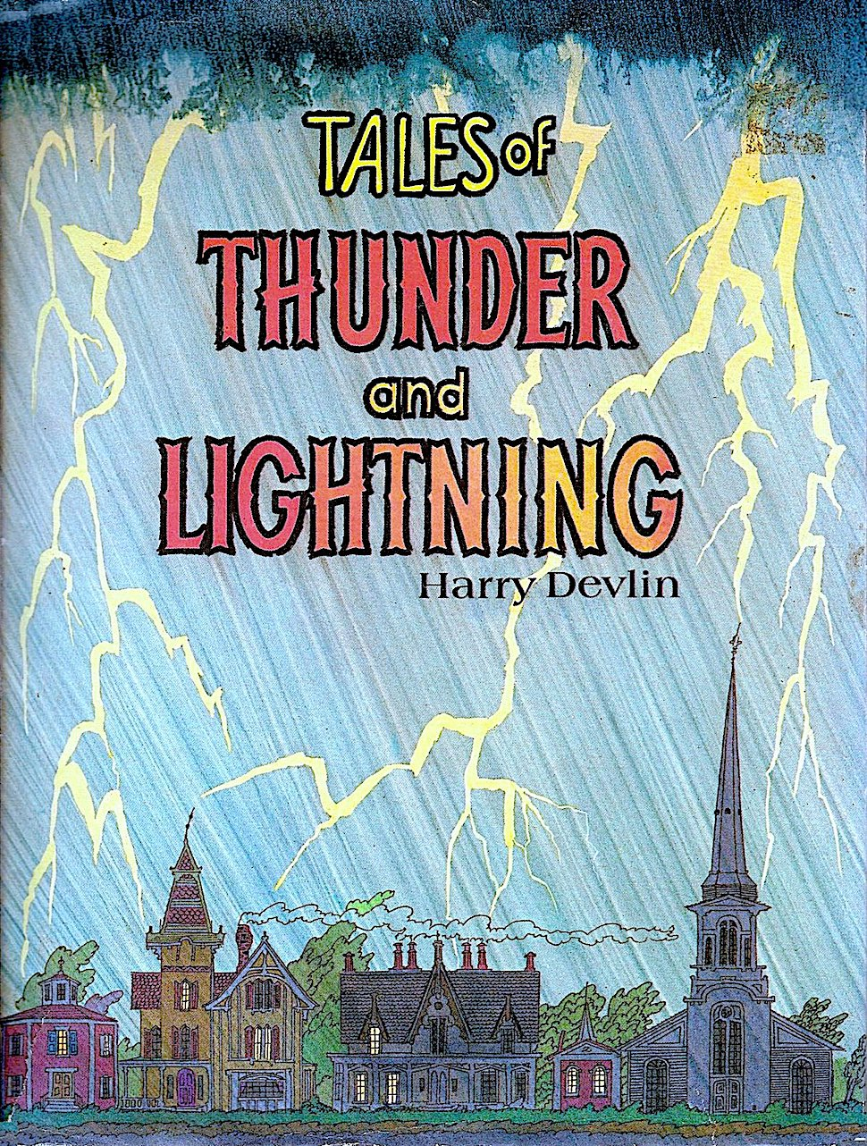 Tales of thunder and lightning by Harry Devlin 1975