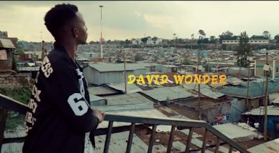 Video David Wonder - KUMBUKA GHETTO