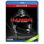 Rambo: Last Blood (2019) BRRip 720p Audio Dual Latino-Ingles