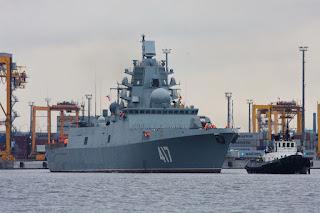 Kapal Perang Admiral Gorshkov