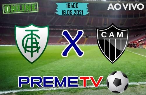 América-MG x Atlético-MG Ao Vivo