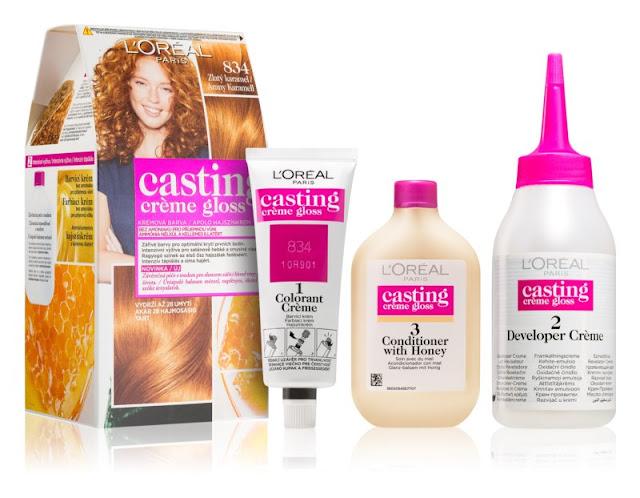 L´Oréal Casting Créme Gloss farby na vlasy