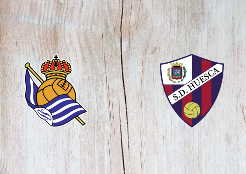 Real Sociedad vs Huesca -Highlights 25 October 2020