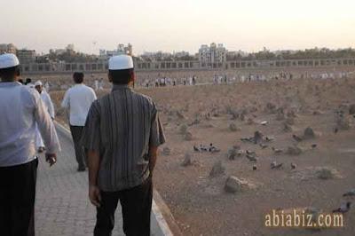 doa dzikir ketika lewat kuburan