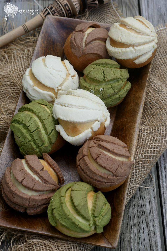 Conchas (without food dye)