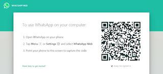 Cara login whatsappweb dengan mudah