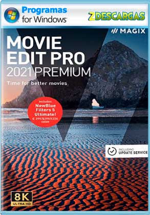 MAGIX Movie Edit Pro 2021 Premium Full Español