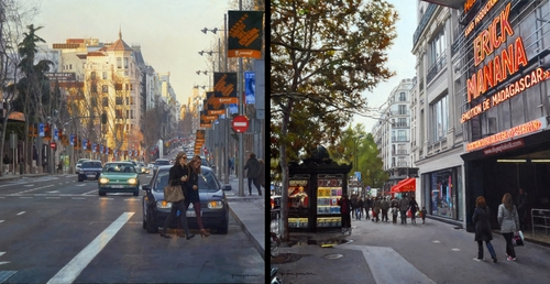 00-Fidel-Molina-Realistic-Paintings-of-Cities-Frozen-in-Time-www-designstack-co