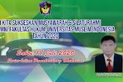 Koordinator Angkatan Jadi Rebutan Bakal Calon Ketua IKA Fakultas Hukum UMI