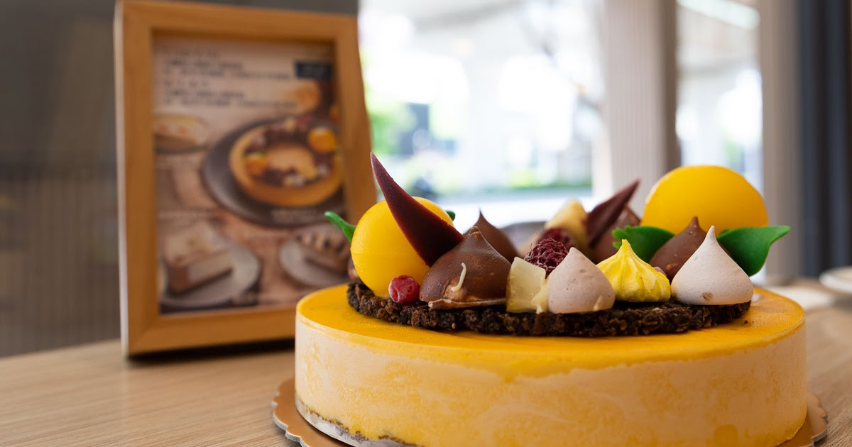 父親節蛋糕推薦 法雅 焦糖南瓜芝士冰淇淋蛋糕 法雅幸福旗艦概念店 品味生活中的幸福時光 - 出發吧! 沃爾夫.
