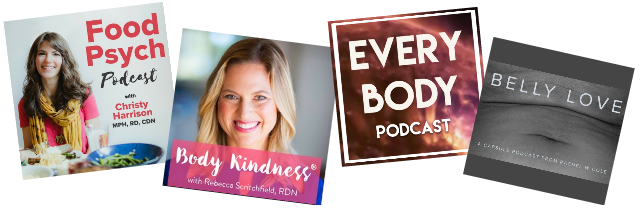Intuitive Eating Haes And Body Trust Resources The Militant Baker