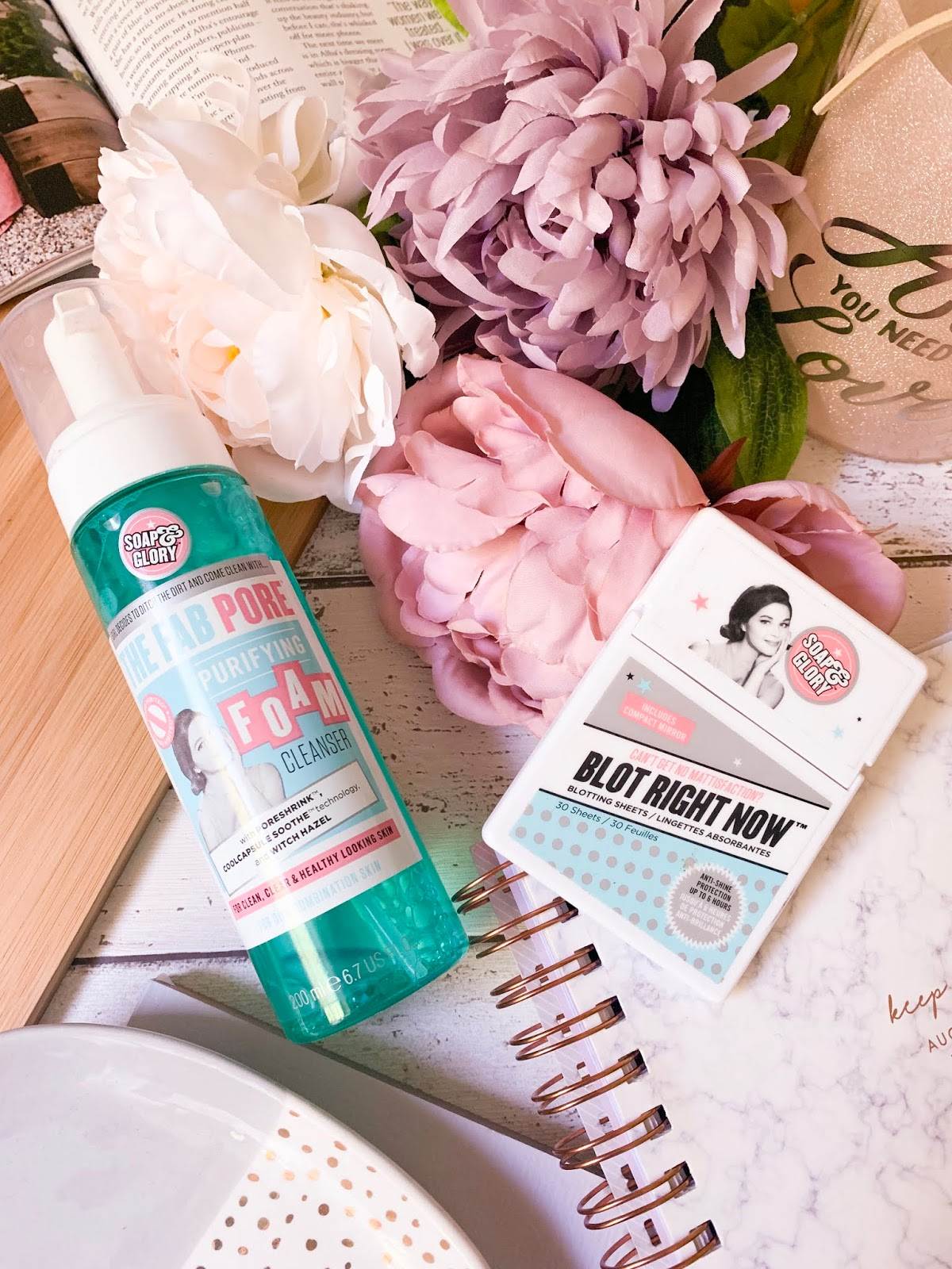 Do I Still Use The Products I Reviewed Gifted Edition - Soap & Glory