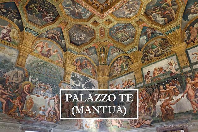 Palazzo del Te, la joya renacentista de Mantua
