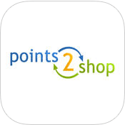 Points2shop mobile app