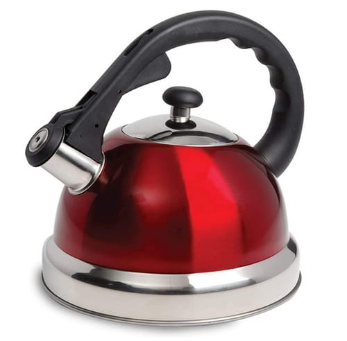 Mr Coffee Claredale Whistling Tea Kettle