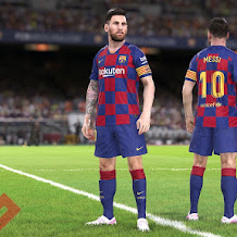 Trik Main e-Football PES 2020 Mobile Rata Kanan di HP Kentang