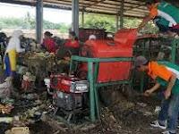 Pujo Bae Alias Mesin Pemilah Canggih untuk Solusi Sampah