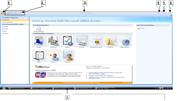 Belajar Microsoft Access 2007 Untuk Pemula
