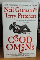 Good Omens, Neil Gaiman, Terry Pratchett, Amazon Prime