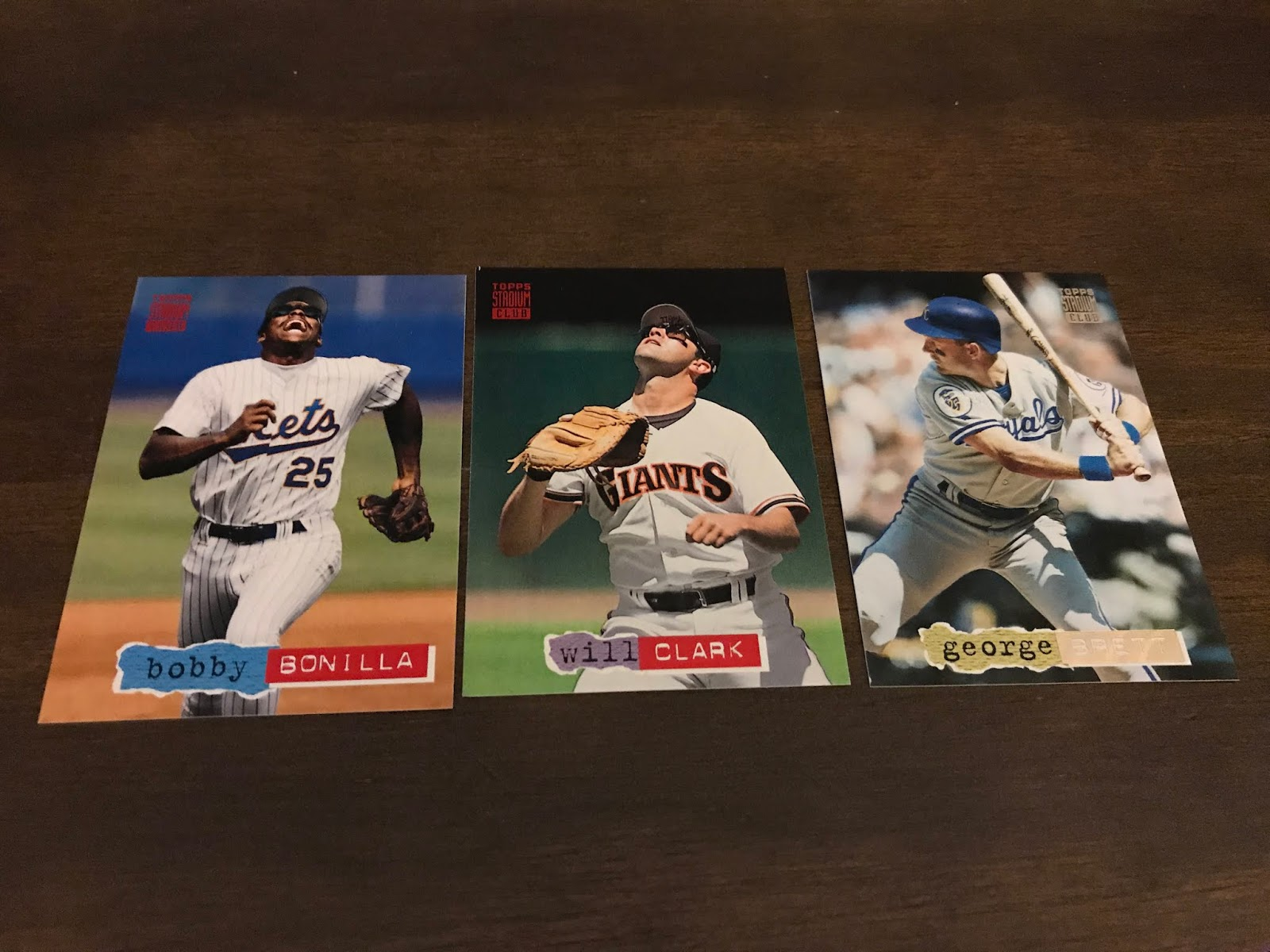 0437e44750 Cheap Wax Wednesday - Episode 217 - 1994 Topps Stadium Club Series 1 ...