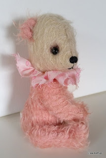 little pink bear