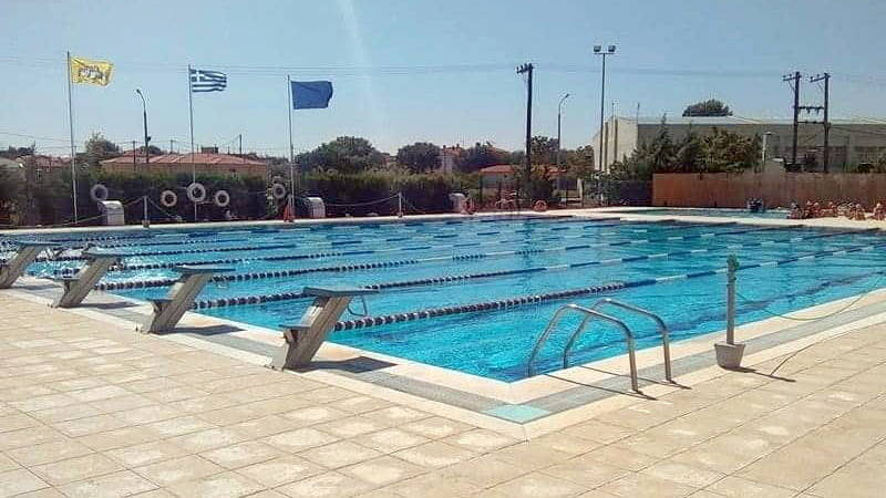 Ξεκινά η λειτουργία του Κολυμβητηρίου Φερών