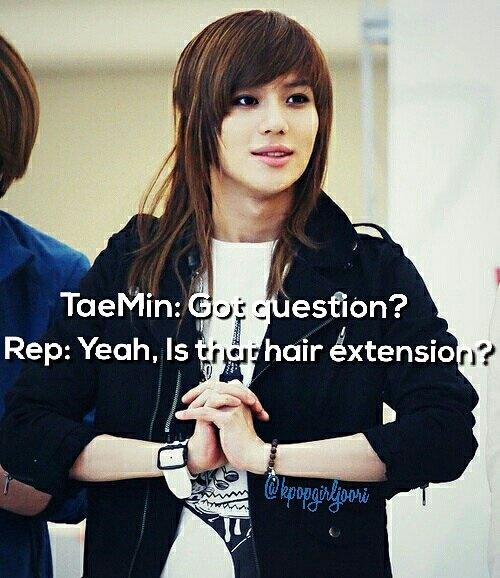 I Am Kpop Girl Taemin Meme 2092017