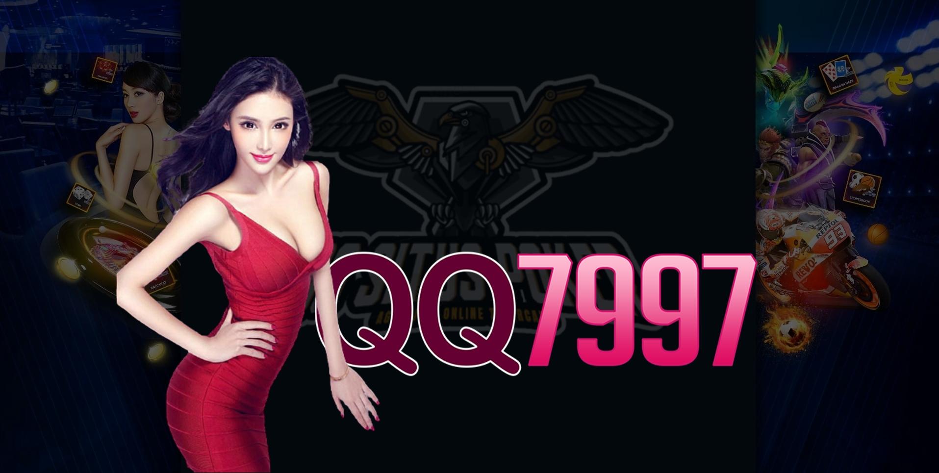 Situs Judi Online, Bandar Judi Bola, Slot Online Indonesia - QQ7997