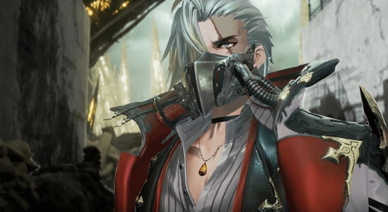 Code Vein - Jack Rutherford Character Trailer