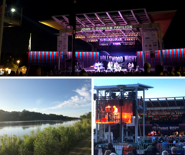 Evening Concert at RiverEdge Park in Aurora: Perfect End to a Summer Day