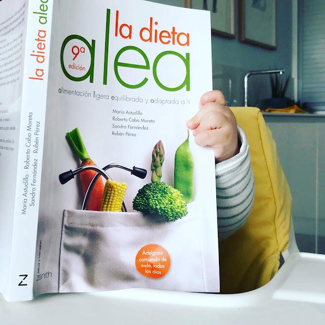 Libros la dieta ALEA