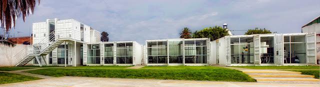 La Secundaria Valladolid - Modular Shipping Container School, Mexico 4