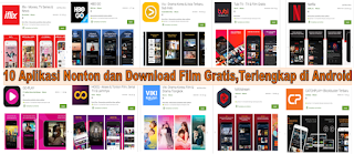 Aplikasi Download Film Terbaru