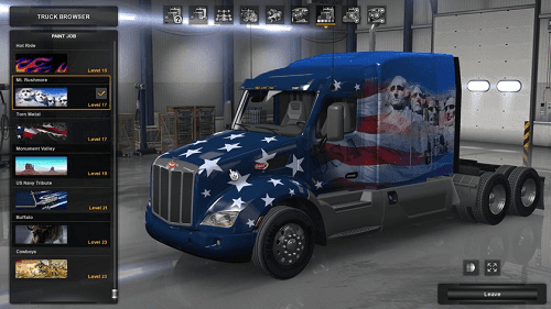 American Truck Simulator 2016 Game PC Ringan 2