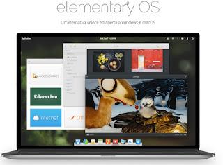 sistema Elementary OS