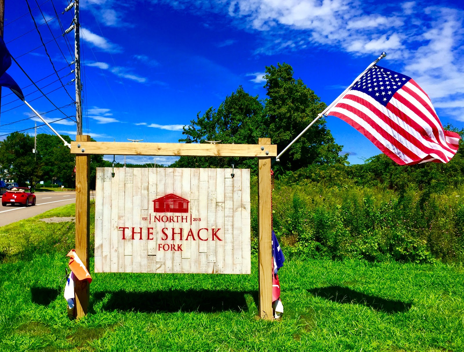 Phoodographs and Finds: A Truly Phab Burger & Shallot-Dusted Fries at The North Fork Shack in Southold, L.I. N,Y., USA