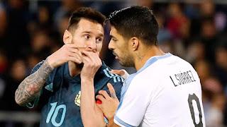 الأرجنتين والأوروغواي أسياد كرة القدم العالمية !!
