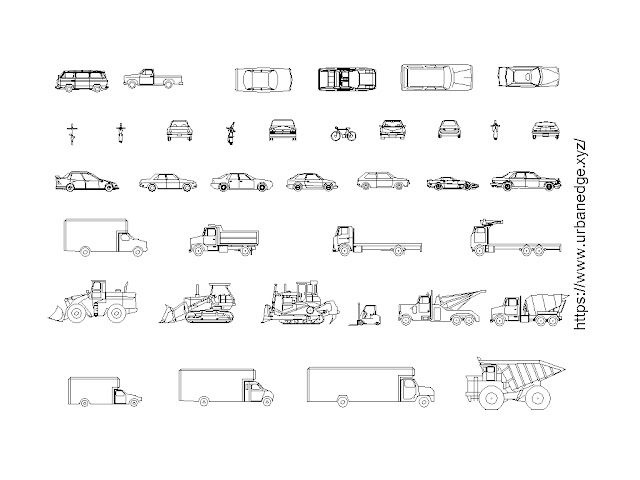 Vehicle cad blocks download, 35+ Vehicle cad blocks