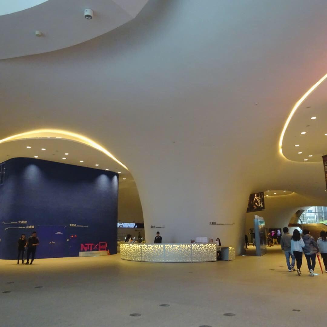 【臺灣 TAIWAN】伊東豊雄が設計した臺中國家歌劇院に行ってみた!臺中國家歌劇院 National Taichung Theater