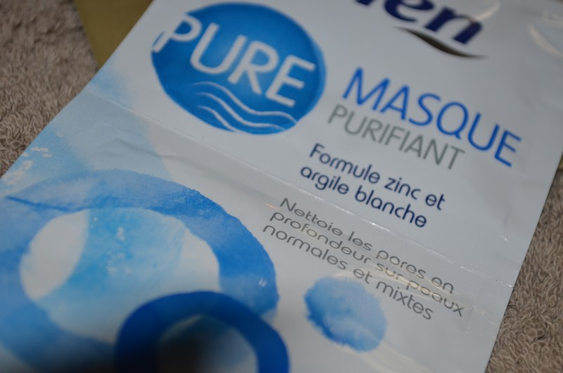 Masque Purifiant PURE Cien