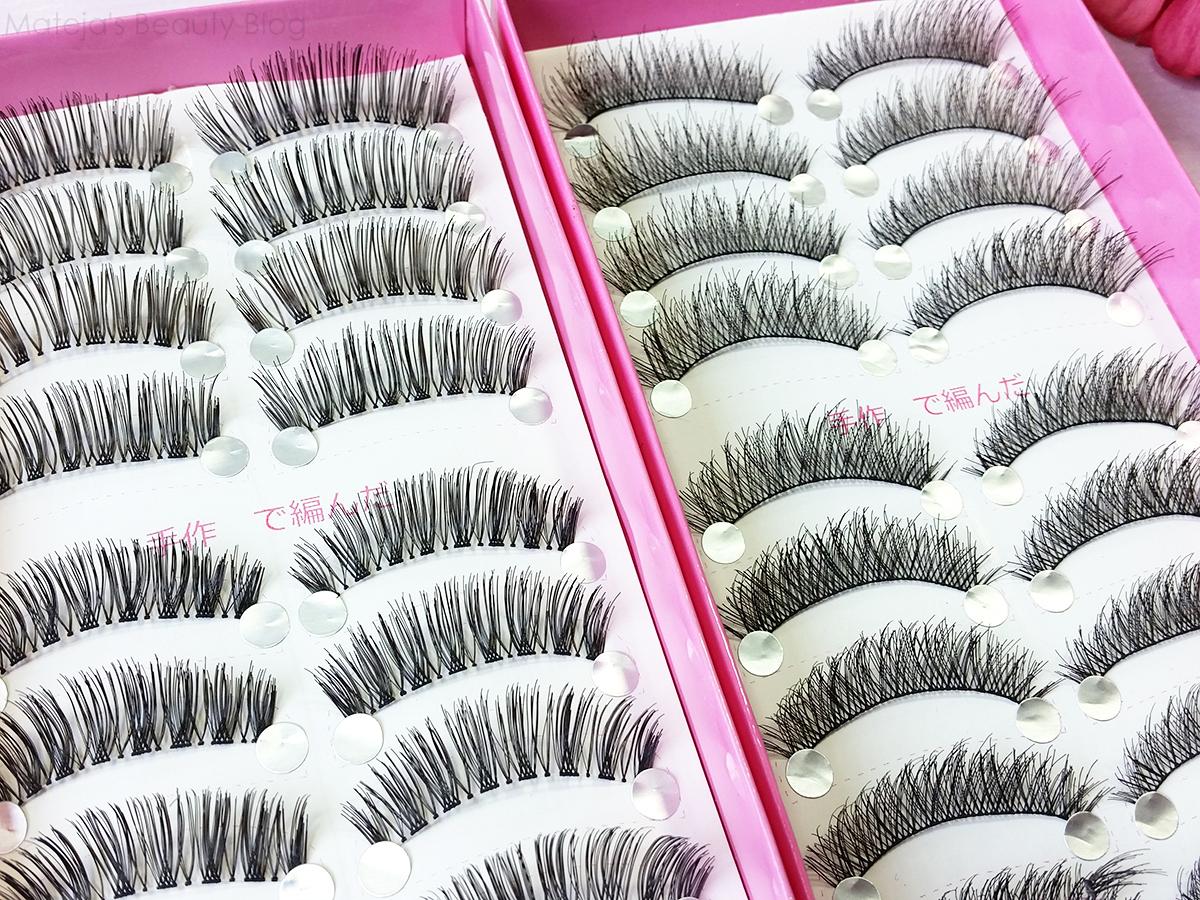 Pa Dolly Love Hs 37 False Eyelashes Born Pretty Matejas Beauty Blog