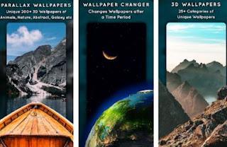 aplikasi wallpaper 3d android terbaik
