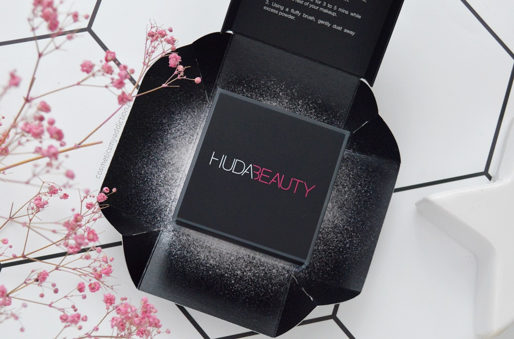 Huda Beauty Easy Bake, pound cake